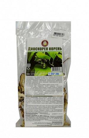 Диоскорея корень Травы Алтая 50 гр.