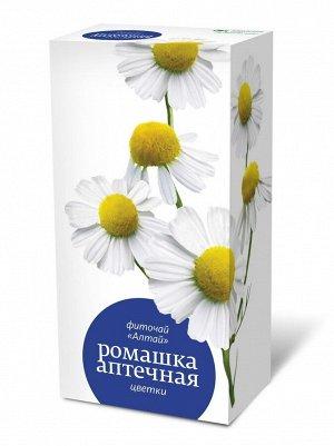 Фиточай Ромашка аптечная (цветки) 20 ф/п по 1,5 гр