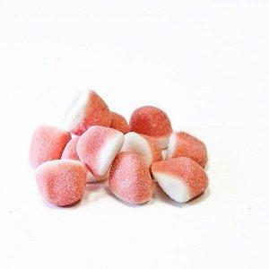 Мармелад жевательный Клубника со сливками в сахаре 1 кг.