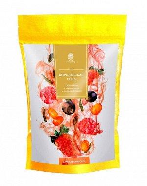 Чайный напиток Королевская сила Саган-дайля с черным чаем и лесными ягодами 50 гр.