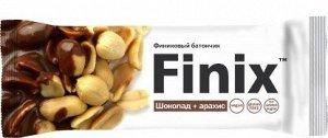 """Финиковый батончик """"Finix"""" шоколад+арахис 30г"""