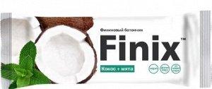 """Финиковый батончик """"Finix"""" кокос+мята 30г"""