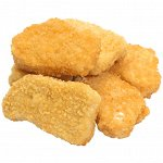 Нагетсы из мяса цыпл. в панир. вес. (1/6кг)
