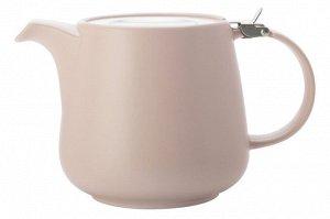 Чайник Оттенки розовый, 1,2 л
