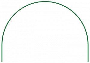 Дуга парниковая металлическая 2,0м в ПВХ (комплект 6 шт)