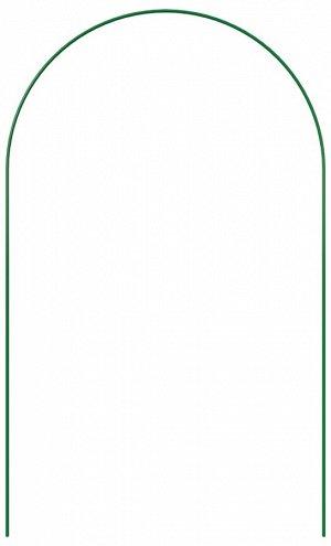 Дуга парниковая металлическая 4,0м в ПВХ (комплект 6 шт)