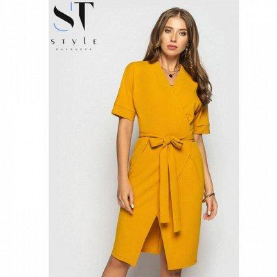 SТ-Style*⭐️Летняя коллекция! Обновлённая! — Повседневные платья — Повседневные платья