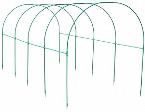 Парник Парник металлический в ПВХ 4х2,1х2м