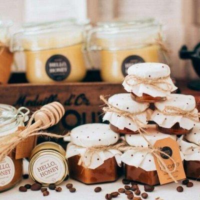 Крымские травы 💥 Кизил, полынь, мелиса и много других трав — Мёд фасованный — Мед