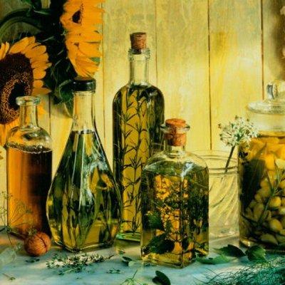 Крымские травы 💥 Кизил, полынь, мелиса и много других трав — Растительные масла — Растительные масла