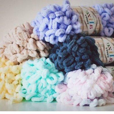 Все для творчества и рукоделия в наличии, заказы от 150 руб. — Пряжа для вязания Alize Puffy — Пряжа