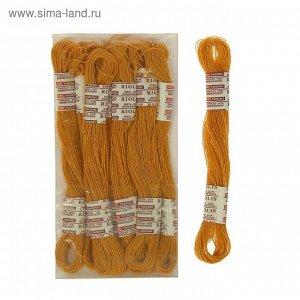Нитки для вышивания Riolis (полушерсть), 20м, Нитки для вышивания Riolis (полушерсть), 20м, цвет 818