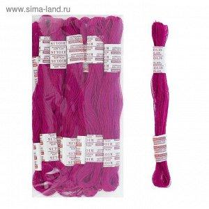 Нитки для вышивания Riolis (полушерсть), 20м, Нитки для вышивания Riolis (полушерсть), 20м, цвет 529