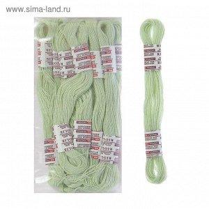Нитки для вышивания Riolis (полушерсть), 20м, Нитки для вышивания Riolis (полушерсть), 20м, цвет 305