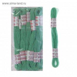 Нитки для вышивания Riolis (полушерсть), 20м, Нитки для вышивания Riolis (полушерсть), 20м, цвет 302
