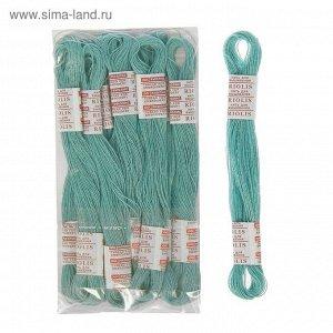 Нитки для вышивания Riolis (полушерсть), 20м, Нитки для вышивания Riolis (полушерсть), 20м, цвет 415