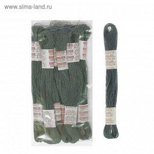 Нитки для вышивания Riolis (полушерсть), 20м, Нитки для вышивания Riolis (полушерсть), 20м, цвет 416