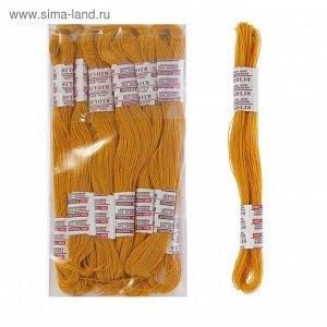 Нитки для вышивания Riolis (полушерсть), 20м, Нитки для вышивания Riolis (полушерсть), 20м, цвет 228