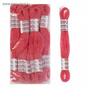 Нитки для вышивания Riolis (полушерсть), 20м, Нитки для вышивания Riolis (полушерсть), 20м, цвет 119