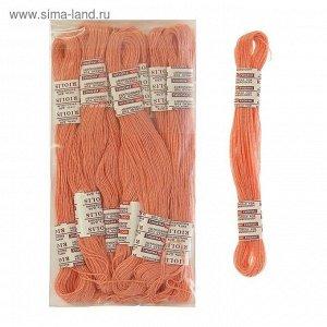Нитки для вышивания Riolis (полушерсть), 20м, Нитки для вышивания Riolis (полушерсть), 20м, цвет 113
