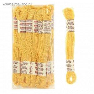 Нитки для вышивания Riolis (полушерсть), 20м, Нитки для вышивания Riolis (полушерсть), 20м, цвет 229