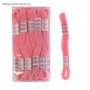 Нитки для вышивания Riolis (полушерсть), 20м, Нитки для вышивания Riolis (полушерсть), 20м, цвет 114