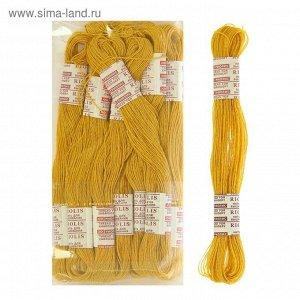 Нитки для вышивания Riolis (полушерсть), 20м, Нитки для вышивания Riolis (полушерсть), 20м, цвет 227