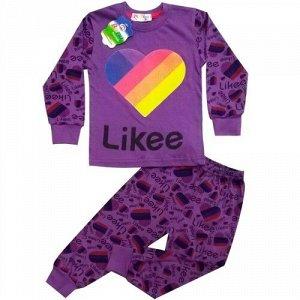 Пижама для девочки 1-5 BONU, B0243