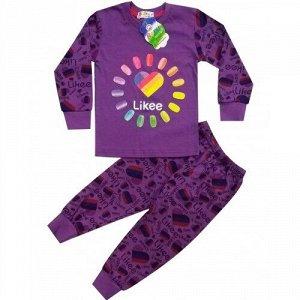 Пижама для девочки 1-5 BONU, B0241