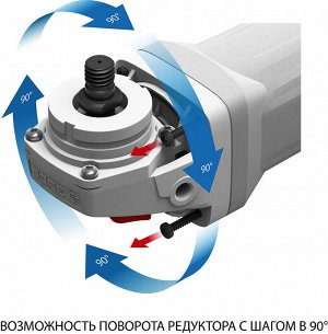 ЗУБР УШМ 125 мм