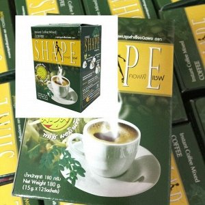 Кофе Для Похудения С Морингой COFFEE SHAPE