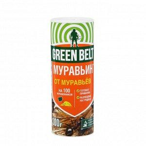 Средство от садовых муравьев Муравьин Грин Бэлт, туба, 300 г