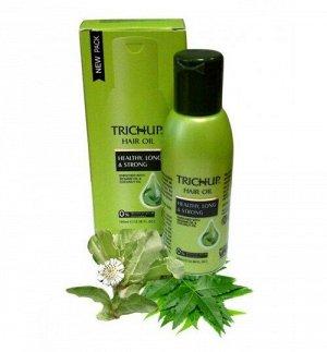 Масло для волос Тричуп Здоровые, Длинные, Сильные, Hair oil TRICHUP Heathy, Long & Strong 100 мл
