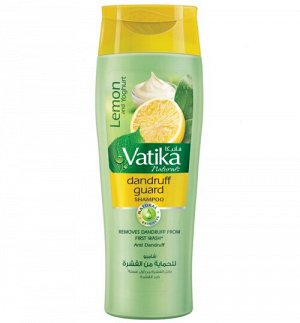 Шампунь для волос DABUR VATIKA Naturals Dandruff Guard - Против перхоти 200мл