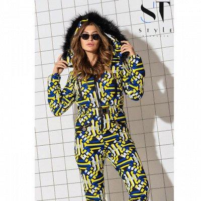 SТ-Style~59*⭐️Распродажа! Летние платья и костюмы! — Костюмы и комбинезоны зимние — Лыжные костюмы