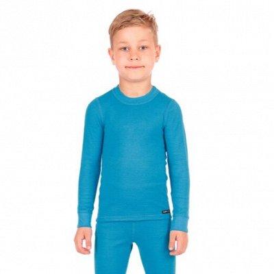 АПРЕЛЬ-335 ТермоБелье для всех! Готовим сейчас! — -30% Детям хлопок, меринос (комплект, комбез) р.74-170 — Термобелье