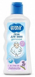 BONNY-Пена для ванн с натуральным экстрактом лаванды 250мл