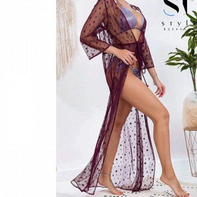 SТ-Style*⭐️Летняя коллекция! Обновлённая! — Пляжные туники — Пляжная одежда