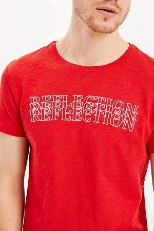 Футболка мужская Reflection - отражение