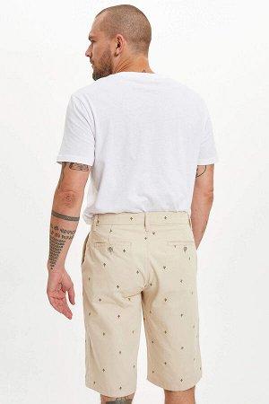 шорты Размеры модели: рост: 1,82 грудь: 98 талия: 81 бедра: 96 Надет размер: 30  Хлопок 100%