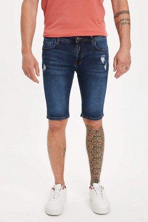 шорты Размеры модели: рост: 1,82 грудь: 98 талия: 81 бедра: 96 Надет размер: 30 Elastan 1%, Хлопок 99%