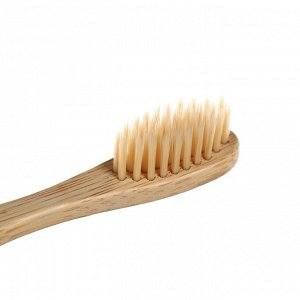 Бамбуковая зубная щётка Tambu Sun, 1 шт.