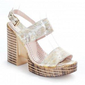 Босоножки Страна производитель: Турция Размер женской обуви x: 36 Полнота обуви: Тип «F» или «Fx» Вид обуви: Босоножки Материал верха: Нубук Материал подкладки: Натуральная кожа Каблук/Подошва: Каблук