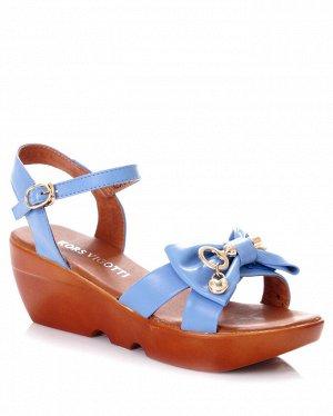 Босоножки Страна производитель: Китай Размер женской обуви x: 36 Полнота обуви: Тип «F» или «Fx» Вид обуви: Босоножки Материал верха: Натуральная кожа Материал подкладки: Натуральная кожа Каблук/Подош