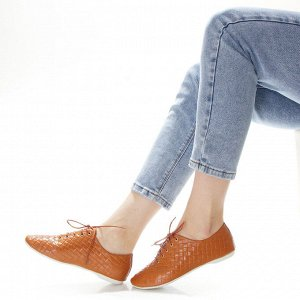 Туфли Страна производитель: Китай Размер женской обуви x: 36 Полнота обуви: Тип «F» или «Fx» Сезон: Весна/осень Тип носка: Закрытый Форма мыска/носка: Закругленный Каблук/Подошва: Плоская подошва Мате