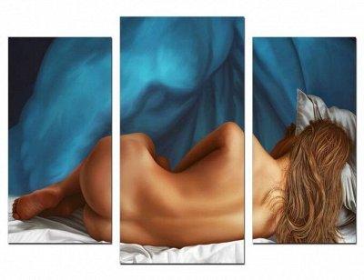 Охлаждающие маски для сна! Сохраним молодость лица — Модульные картины 60x80