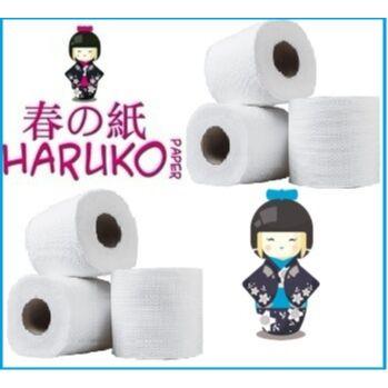❤ Туалетная бумага HARUKO Салфетки 🔥 Хоз товары❗ — Туалетная бумага HARUKO с ароматом сакуры — Туалетная бумага и полотенца