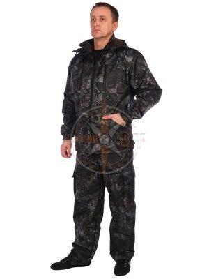 костюм Лес дмс на флисе (таслан кмф)
