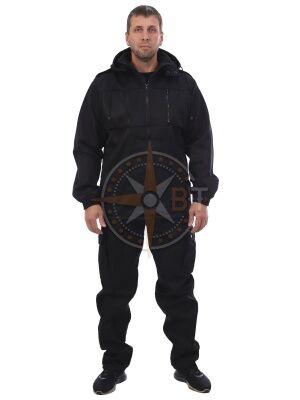 костюм Лес дмс (полофлис черный)