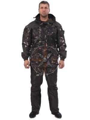 костюм Шторм на флисе дмс (таслан кмф)
